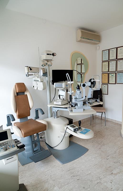 Servizi di Ottico Cavallaro, centro Optometrico