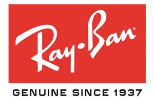 ray ban sharing logo