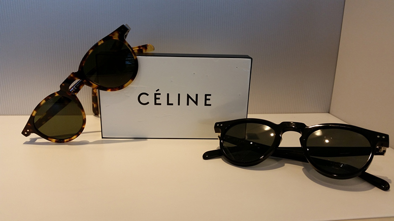 Celine, il modello di occhiali dal design moderno ed elegante