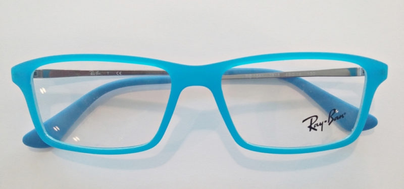 Swissflex occhiali per bambini azzurri