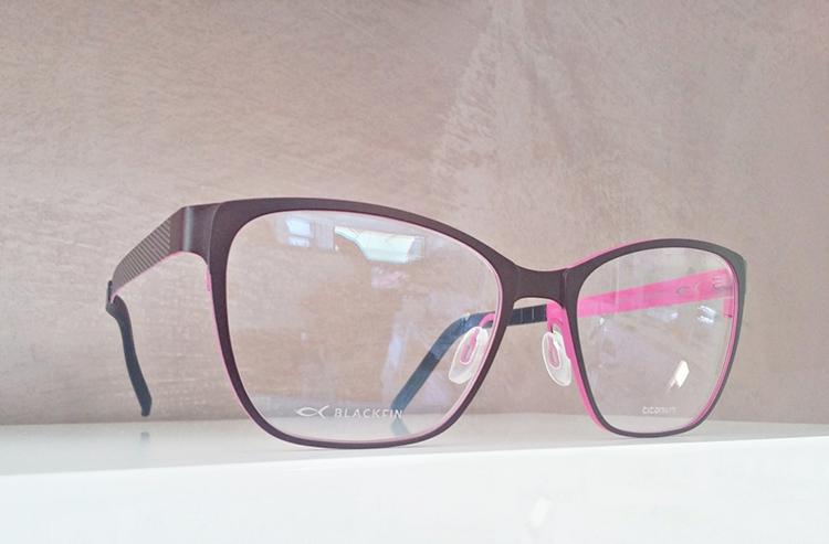 Blackfin, gli occhiali in titanio prodotti artigianalmente