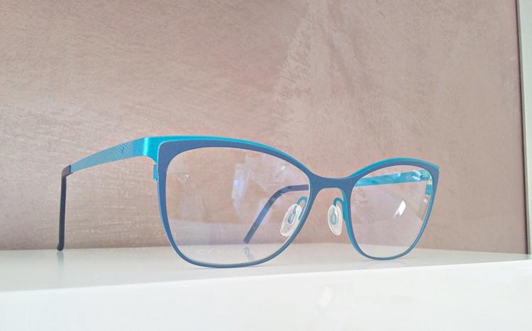 Blackfin, gli occhiali azzurro blue