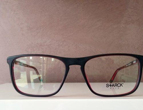 Starck: gli occhiali dalla tecnologia bio-umana