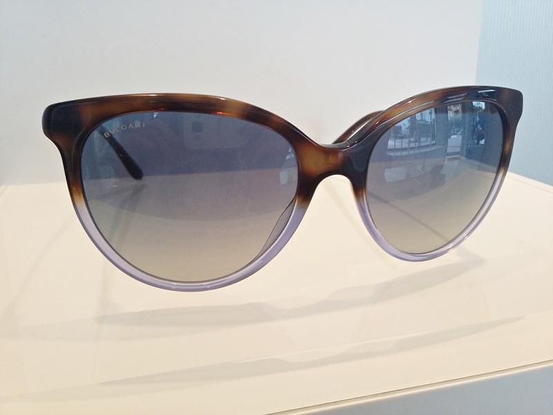 occhiali Bulgari donna moderni