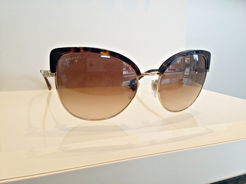 occhiali Bulgari donna vintage