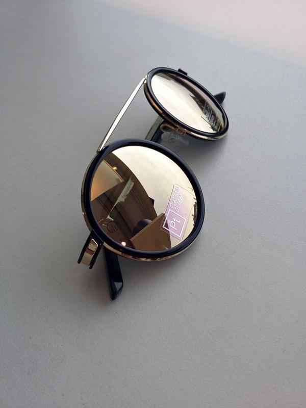 Barberini Eyewear: occhiali da sole lenti a specchio