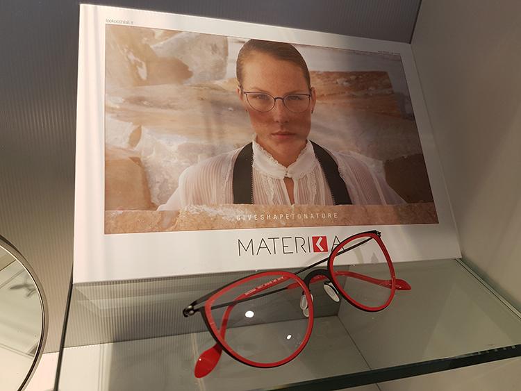 Materika montature di occhiali donna