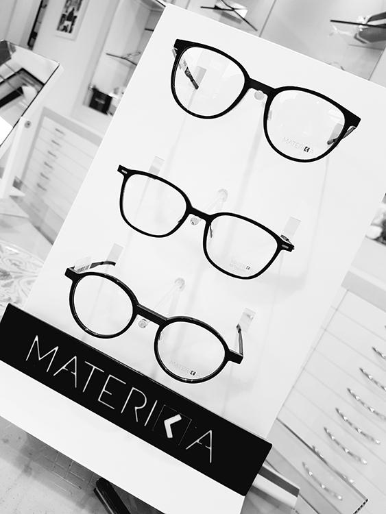 Materika montature di occhiali