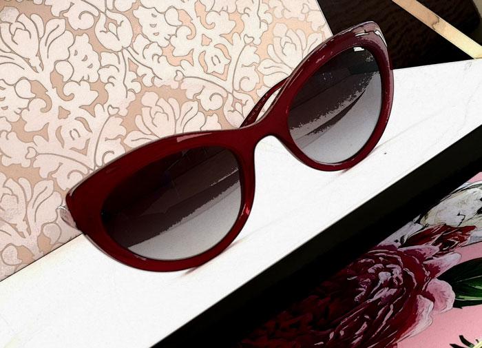 moda estate occhiali da sole 2019, Dolce & Gabbana