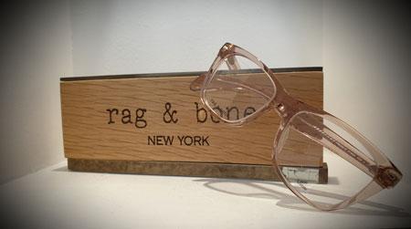 occhiali da vista alla moda rag&bone
