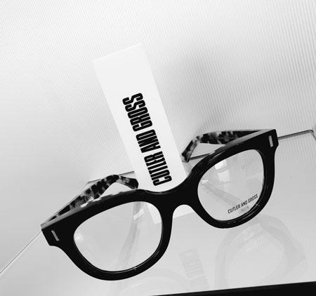 occhiali trendy donna da vista Cutier And Gross