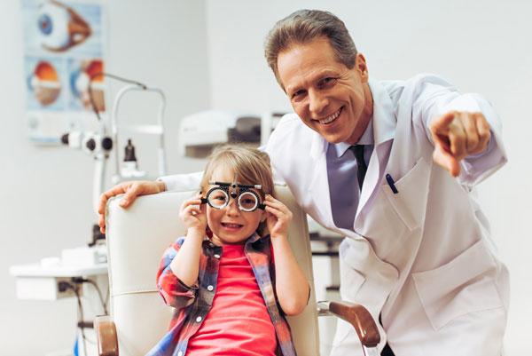 Consigli prima di un controllo pediatrico oculistico