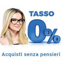finanziamento acquisto occhiali
