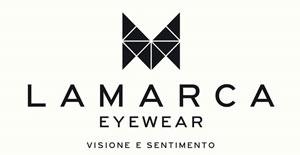 LAMARCA eyewear logo visione e sentimento
