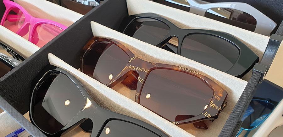 Balenciaga occhiali eyewear Padova
