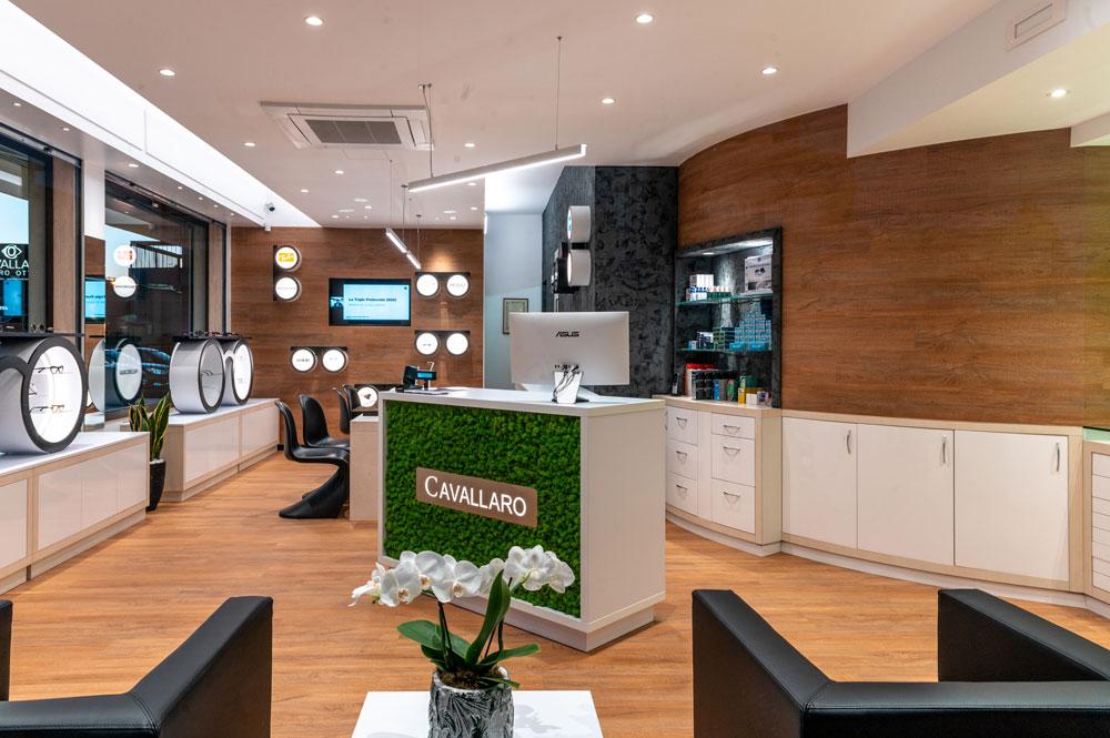 Cavallaro centro ottico Padova