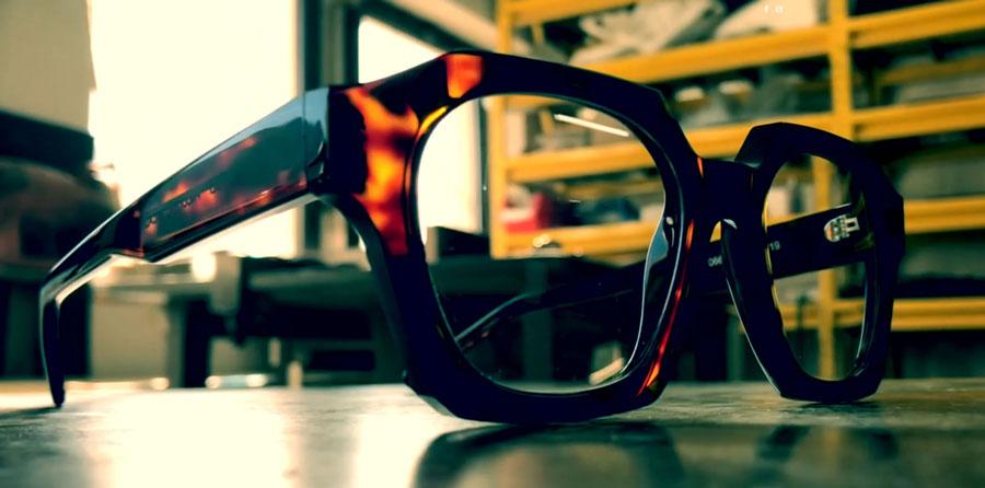 Costantino Toffoli occhiali