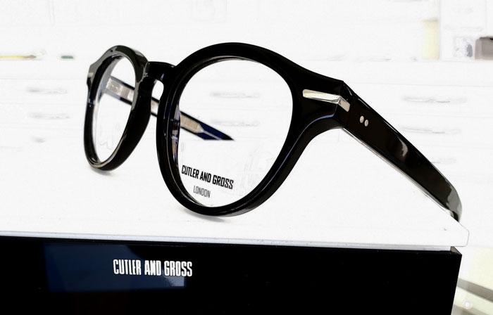 Cutler and Gross collezione 2021 occhiali da vista moda
