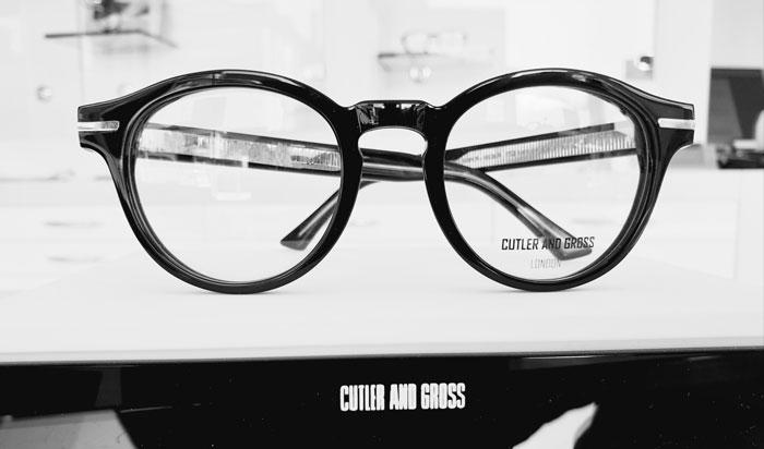 Cutler and Gross collezione 2021 occhiali vista