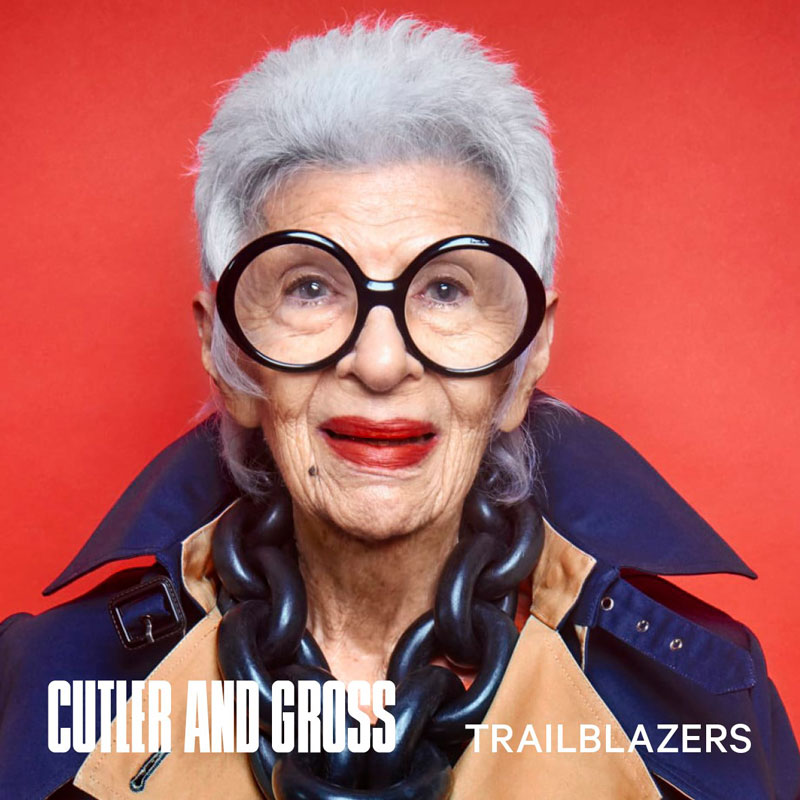 Cutler and Gross eyewear fashion