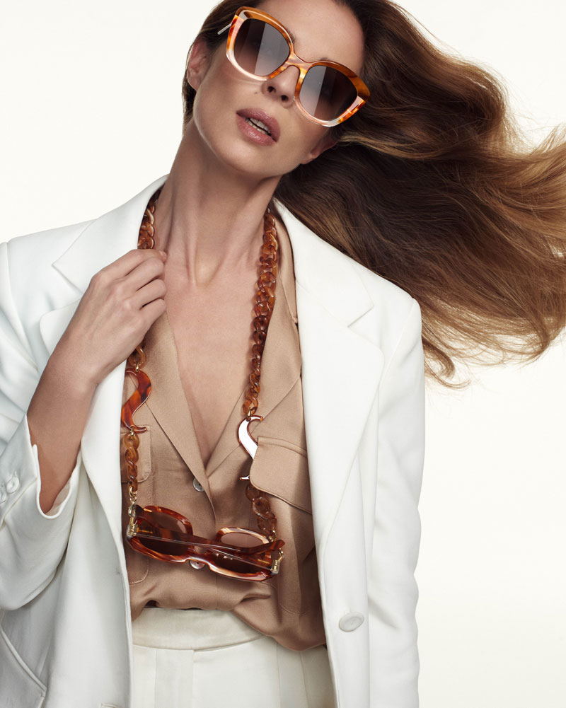 Estiara montatura occhiali da sole femminile