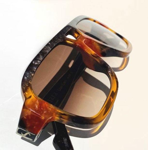 estiara occhiali da sole fumè