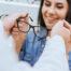 misurazione lenti degli occhiali senza ricetta medica