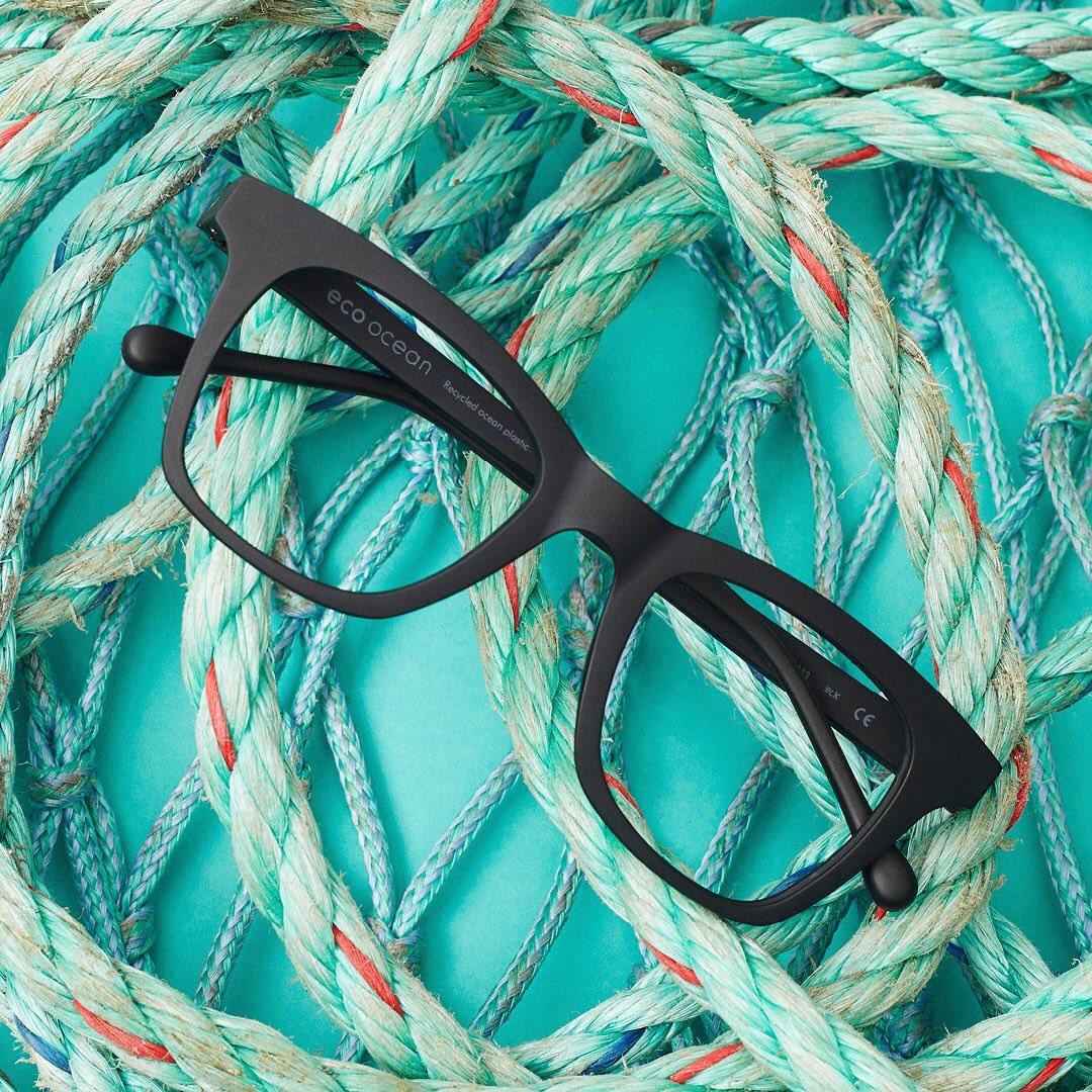 montature occhiali sostenibili plastica riciclata
