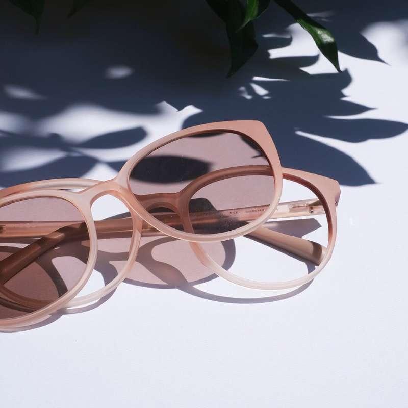 occhiali da vista e sole ecologici Venezia