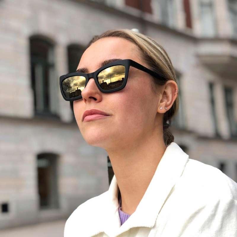 occhiali ecologici Padova