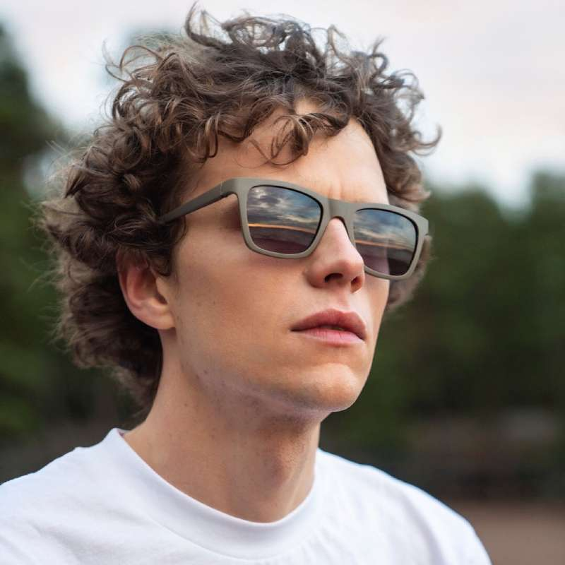 occhiali ecologici uomo
