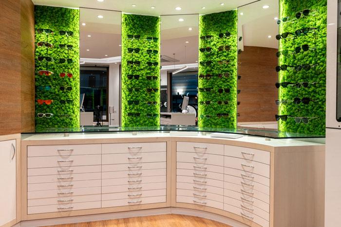 occhiali moda negozio ottico Padova