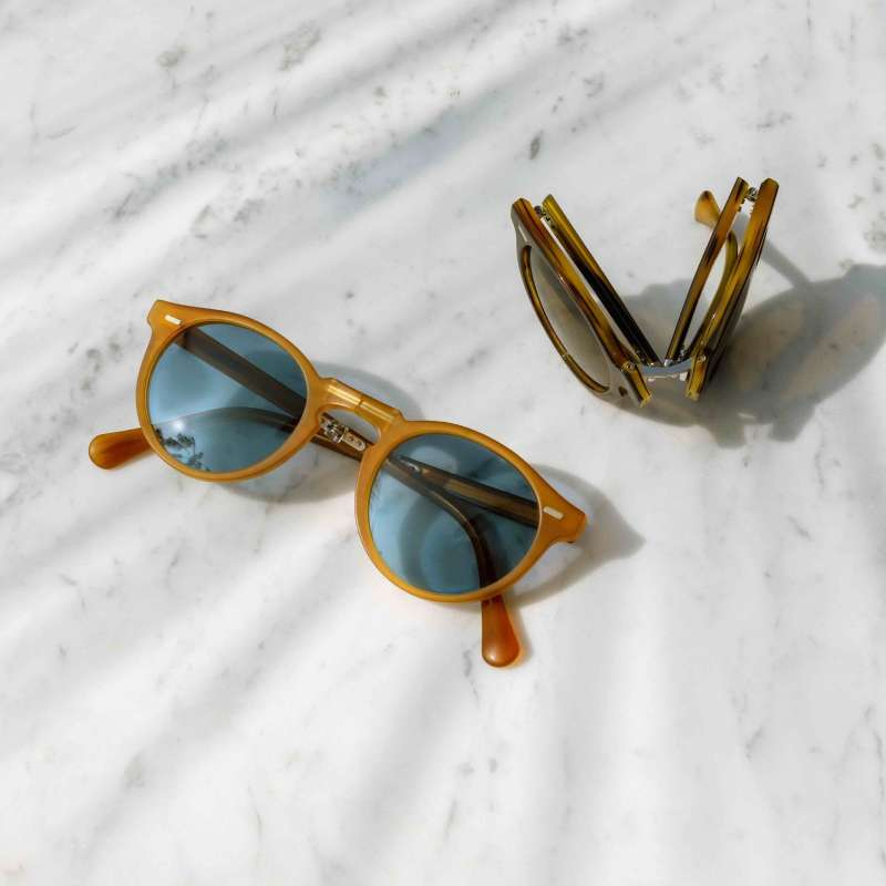 Oliver Peoples occhiali sole piegabili
