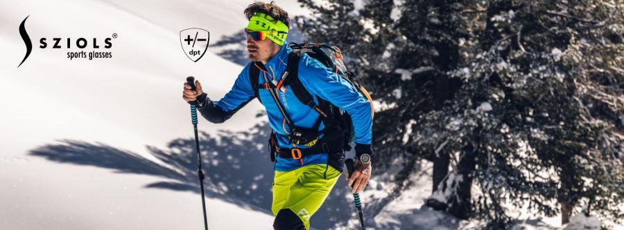SZIOLS Padova occhiali per montagna