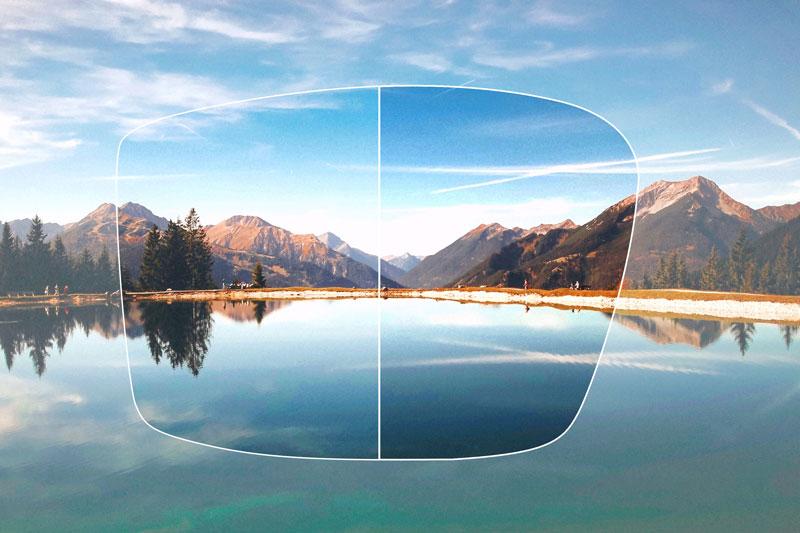 trattamenti per lenti da vista, oftalmiche e per gli occhiali