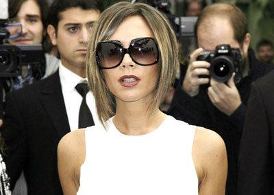 Victoria Beckham e gli occhiali da sole di Cutler & Gross